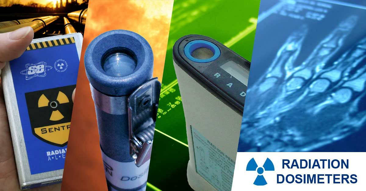Radiation Dosimeter Comparison