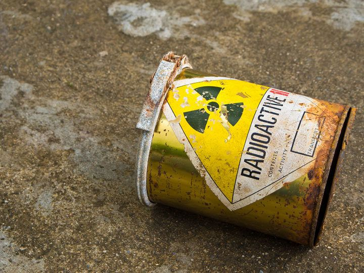 Dealing With Low-Level Radioactive Waste