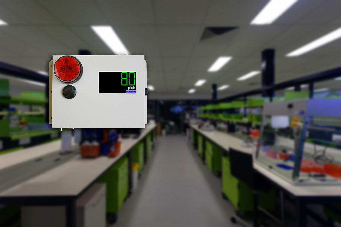 AM-1X1 Radiation Area Monitor
