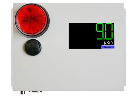 AM-7128 Radiation Area Monitor